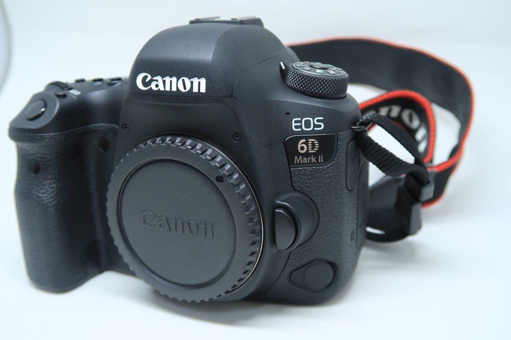 キヤノンのデジタル一眼レフカメラ6DMarkⅡのレビュー記事