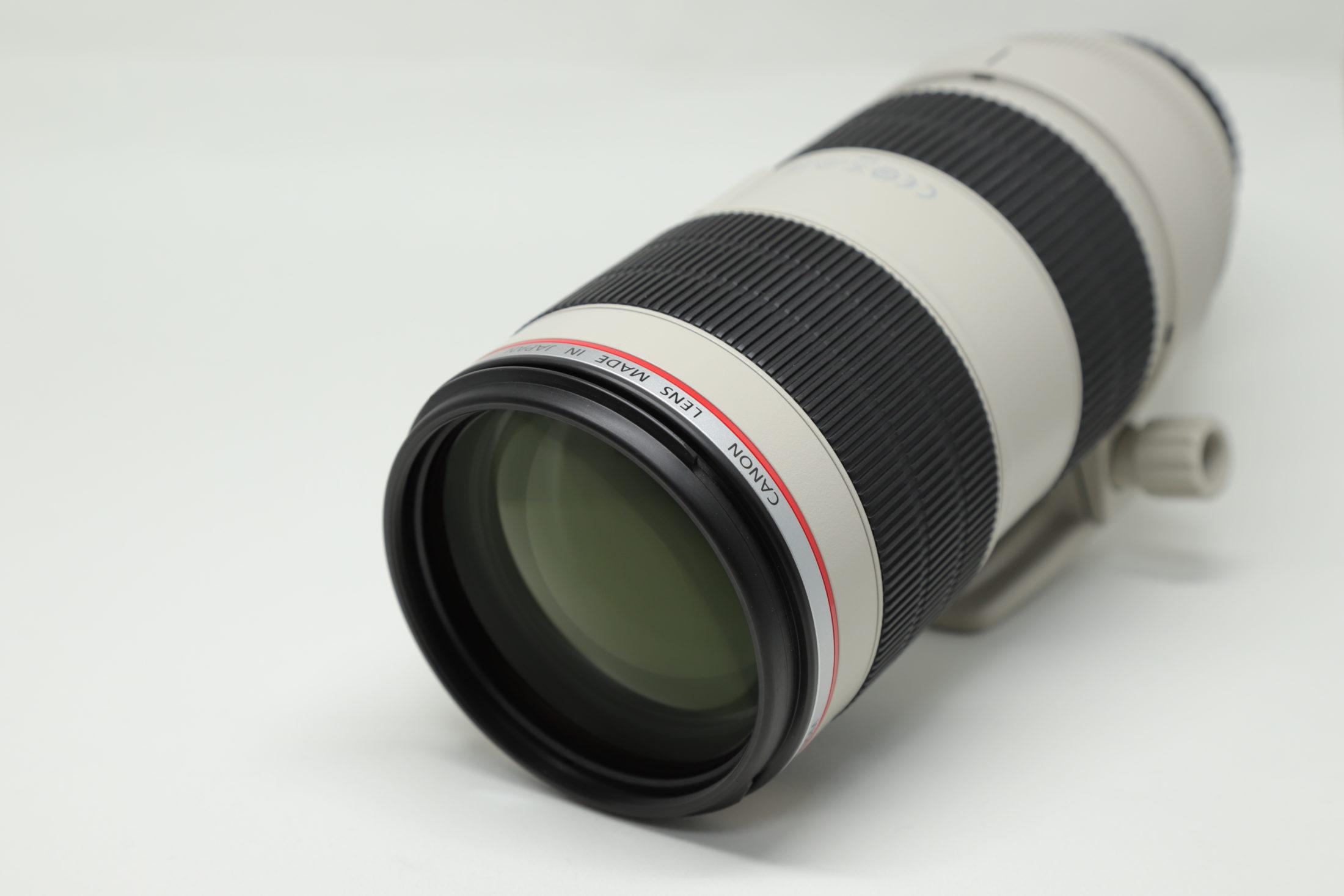【レビュー】Canon EF70-200mm F2.8L IS USMⅡの実写作例