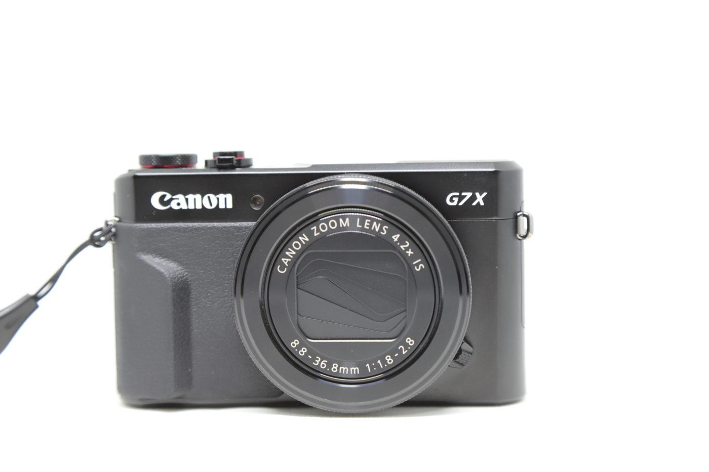 コンパクトデジタルカメラg7x2