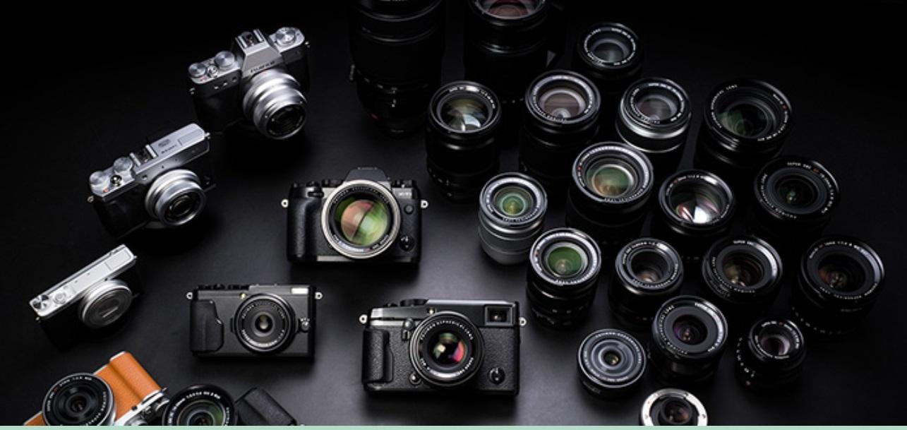 富士フィルムのデジタルカメラを無料で借りる方法
