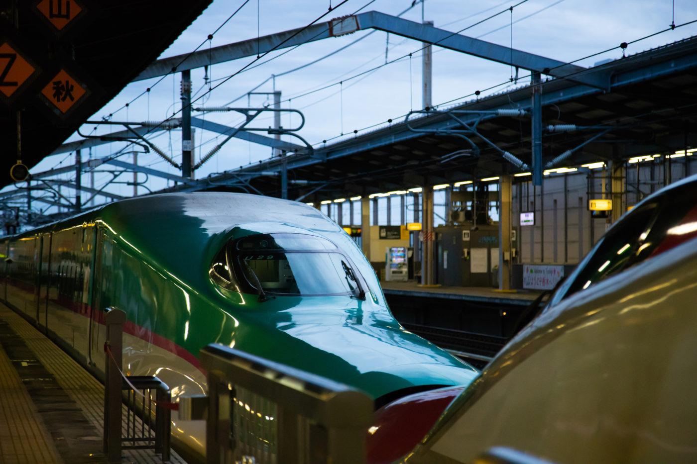 東北新幹線のイメージ画像
