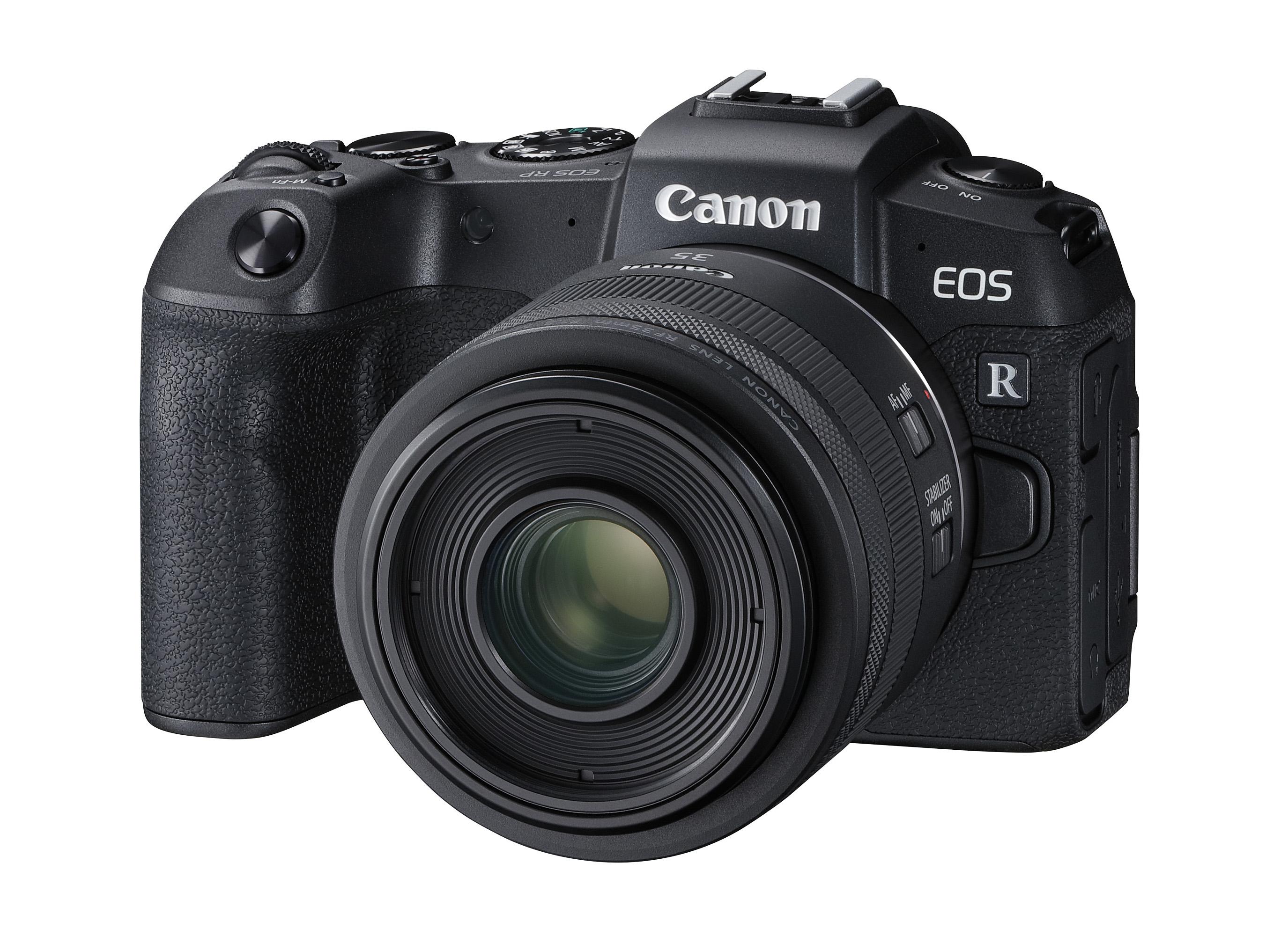 【初心者におすすめ】フルサイズミラーレスカメラEOS RPのスペック