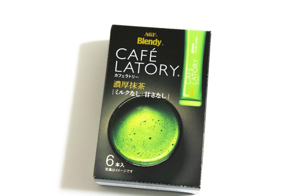 ブレンディのカフェラトリー 濃厚抹茶