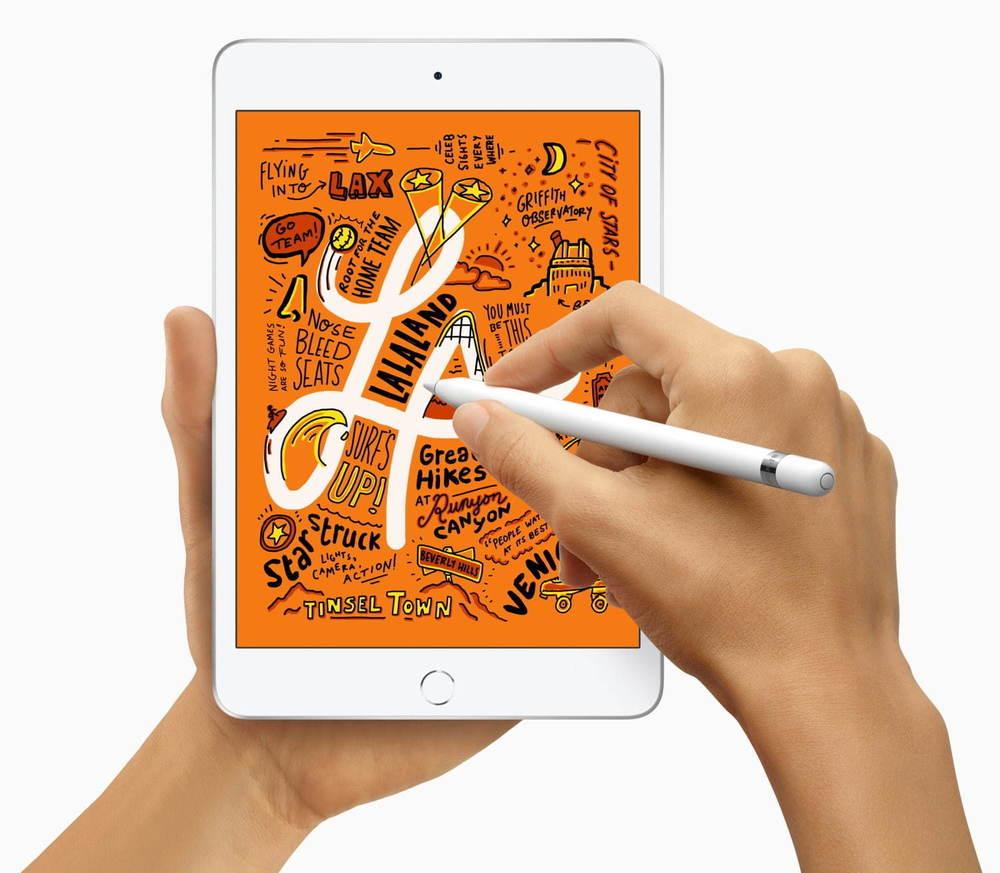 新たに発売された新型iPad mini2019