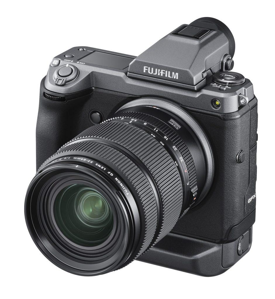 ミラーレスカメラGFX100