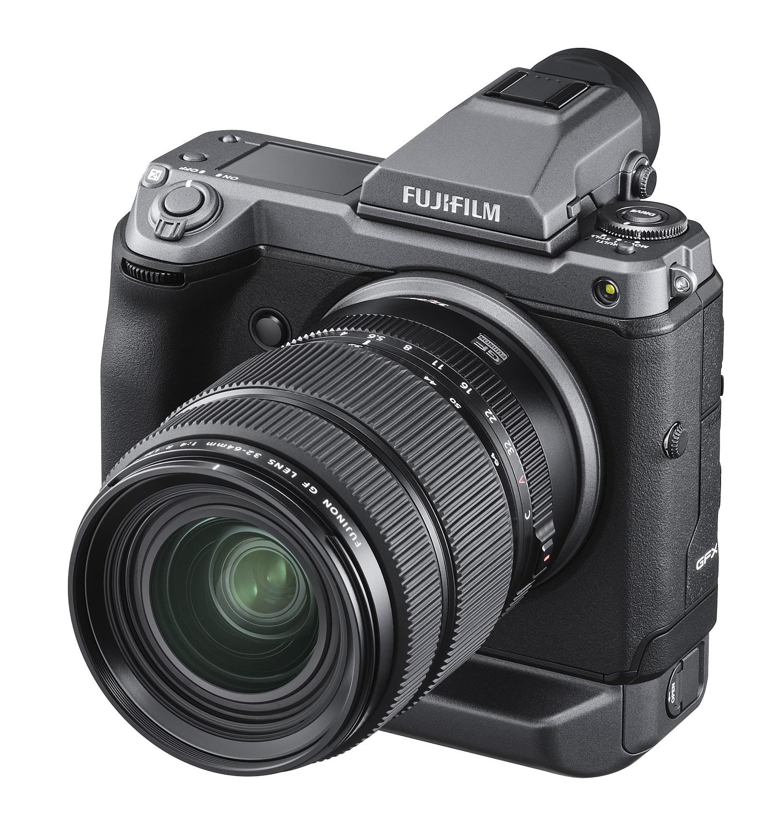 【モンスター級】超高画質ミラーレスカメラ「GFX100」のスペック比較