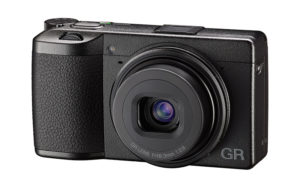 リコーのコンパクトデジタルカメラGRⅢ