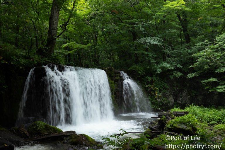銚子大滝の写真