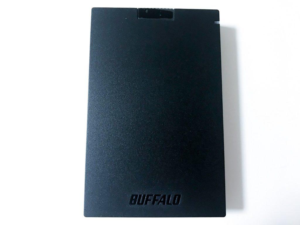 BUFFALOのおすすめポータブルハードディスク