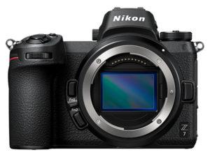 ストックフォト向きのニコンのフルサイズミラーレスカメラZ7