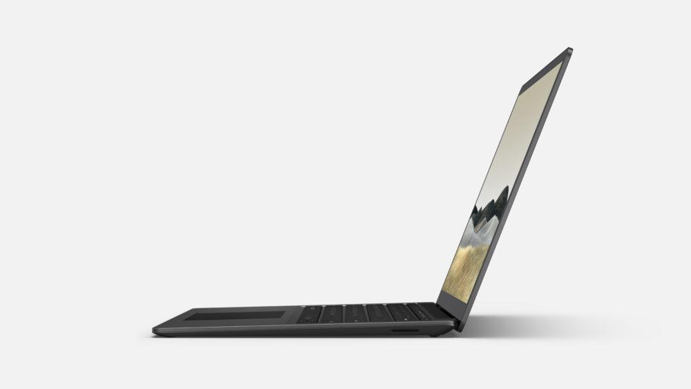 マイクロソフトのSurfaceLaptop3イメージ