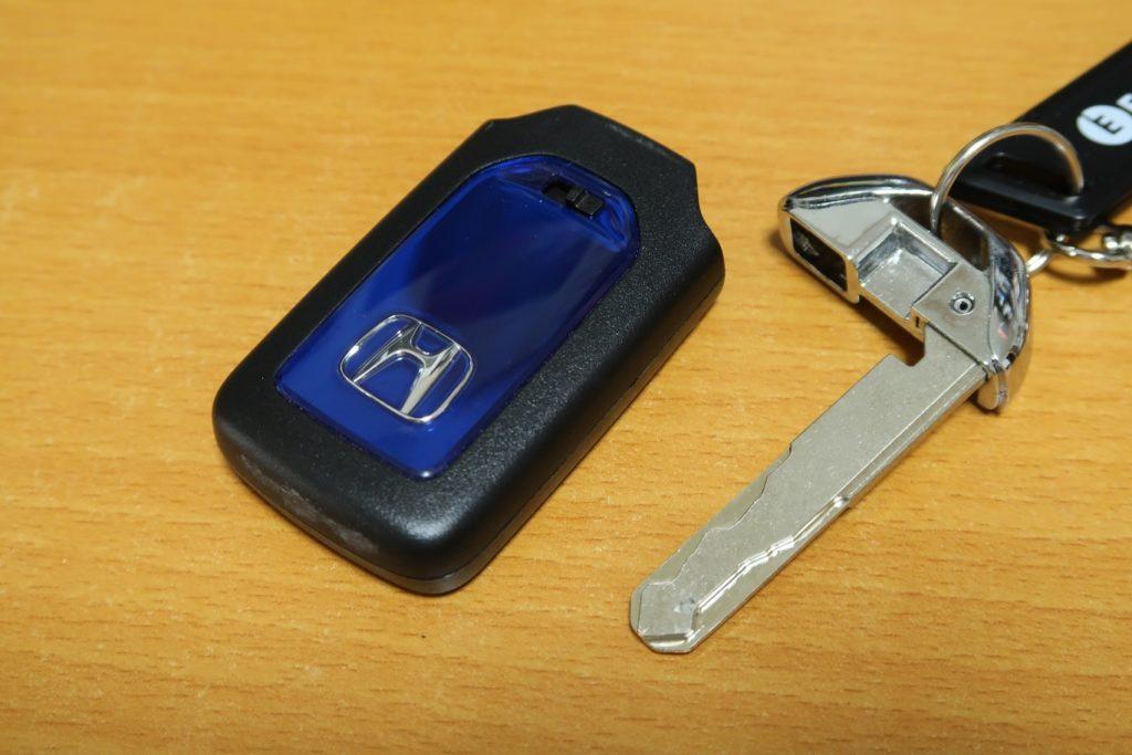 車のスマートキーの電池交換3