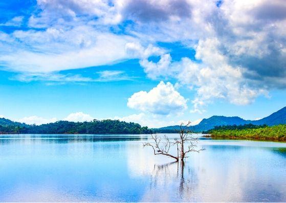 ストックフォト向けの風景写真の撮影
