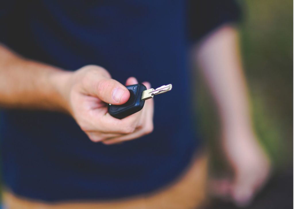 車のスマートキーブログ記事