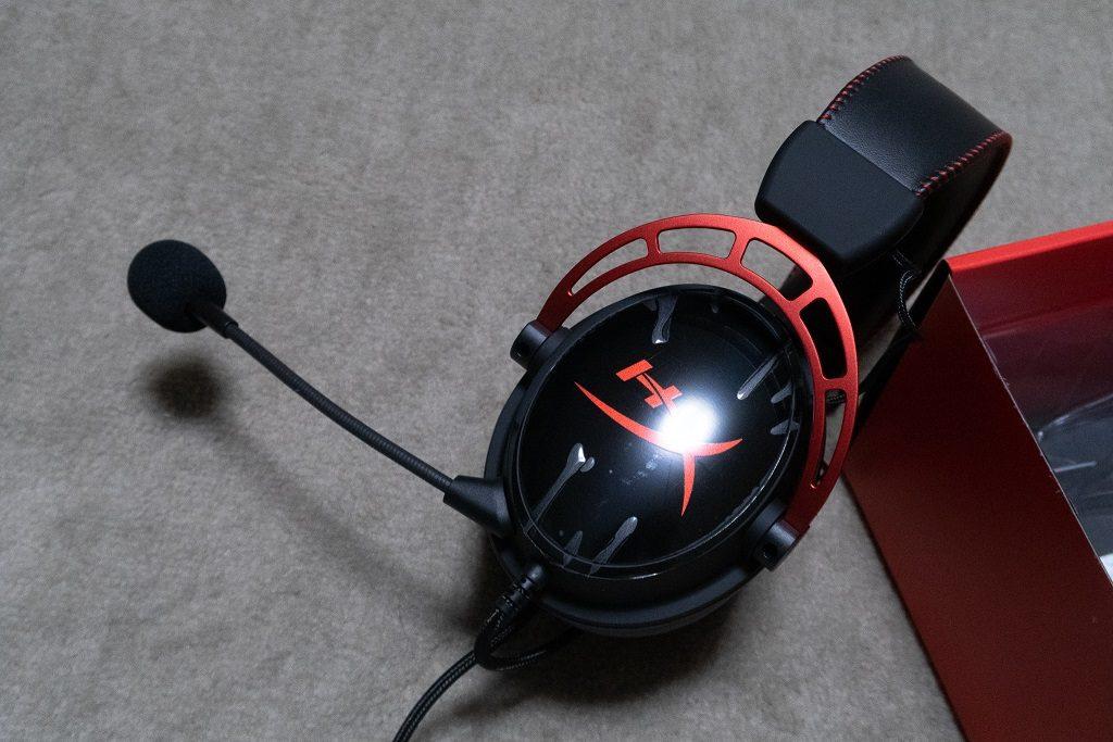 ゲーミングヘッドセットのHyper Alpha2