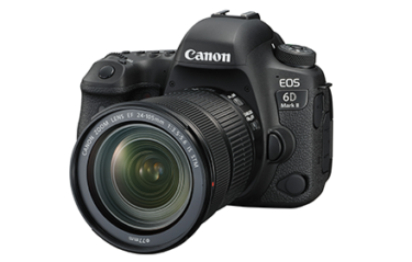 キヤノンのカメラ【EOS 6D MarkⅡ】のレンズキットのオススメ