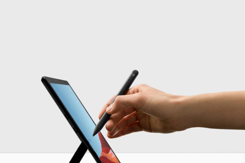 マイクロソフトのSurfaceProXとペン