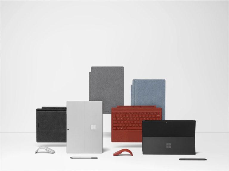 マイクロソフトのSurfaceシリーズの2019年モデルまとめ一覧