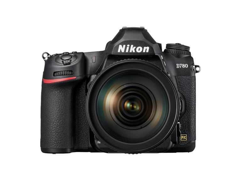 ニコンのフルサイズセンサー搭載一眼レフカメラD780の画像