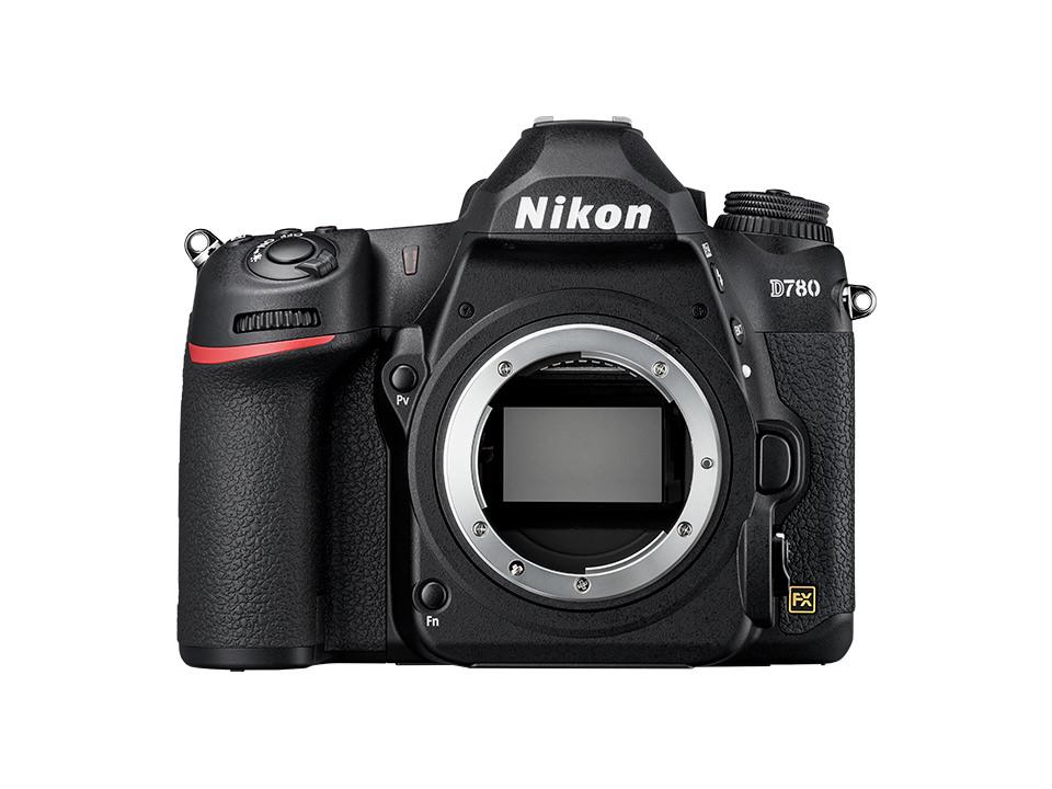 ニコンのフルサイズ一眼レフカメラD780のイメージ画像