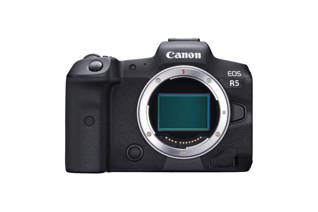 キヤノンのフルサイズミラーレスカメラEOSR5の追加情報まとめ記事
