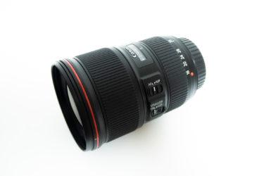 キヤノン(Canon) EF16-35mm F4L IS USMの実写レビューと評価