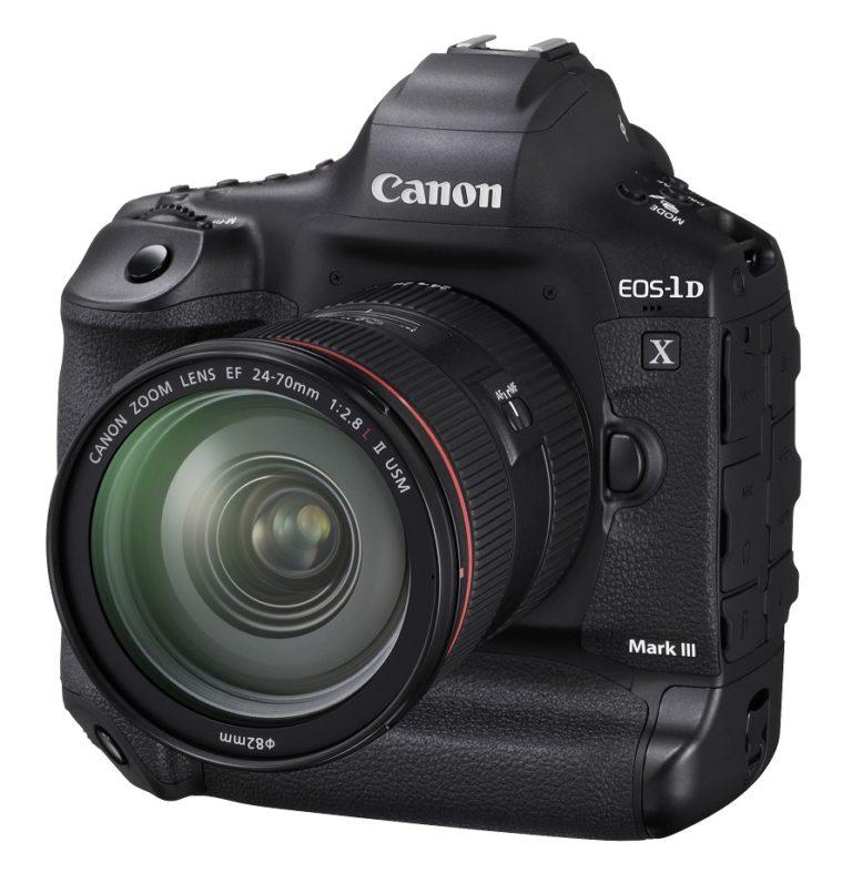 キヤノンの一眼レフカメラ1DX3のスペックと比較のまとめ記事イメージ画像