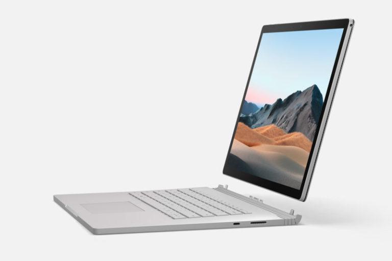 Surface Book 3のイメージ画像