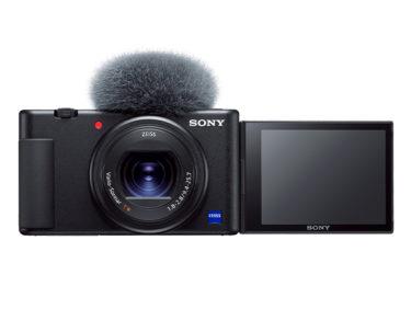 ソニーのカメラZV-1のイメージ画像