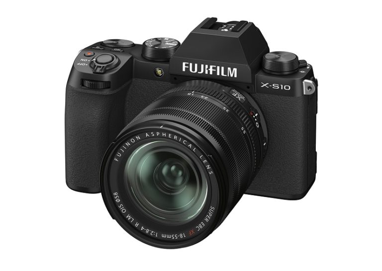 FUJIFILM X-S10のイメージ画像