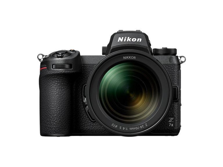 ニコンのフルサイズミラーレスカメラZ7Ⅱのスペックまとめ記事イメージ