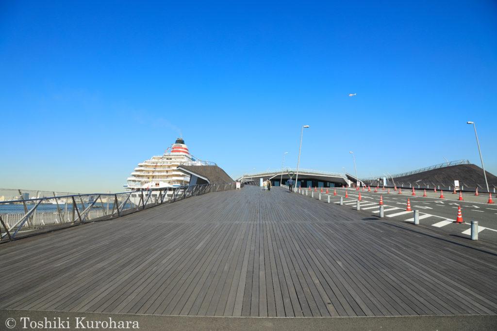 横浜港大さん橋国際客船ターミナルのイメージ画像1