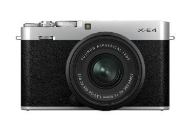 X-E4のスペックと他モデルとの比較評価まとめ|携帯性特化のカメラ