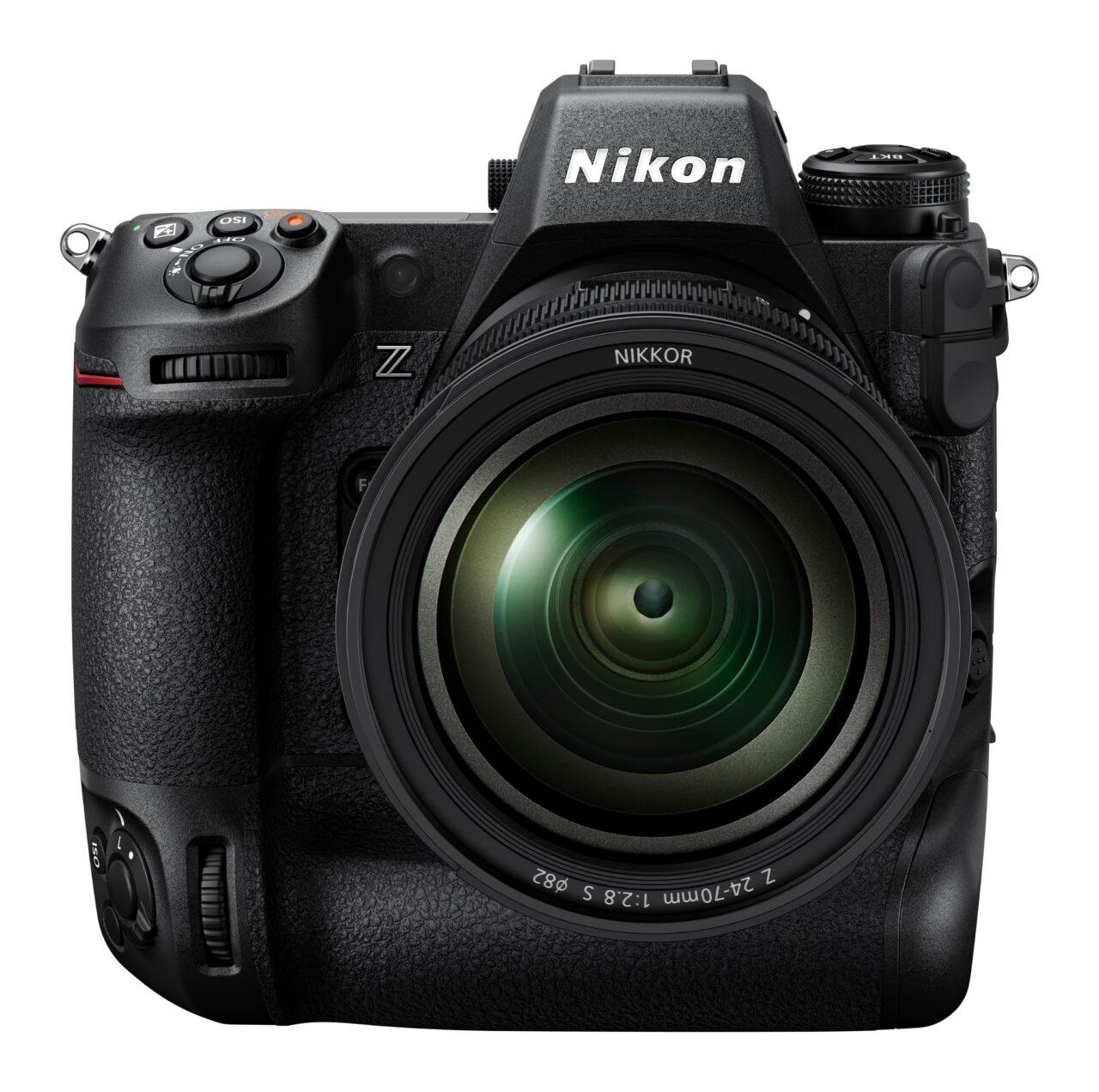 ニコン Z9の開発イメージ画像