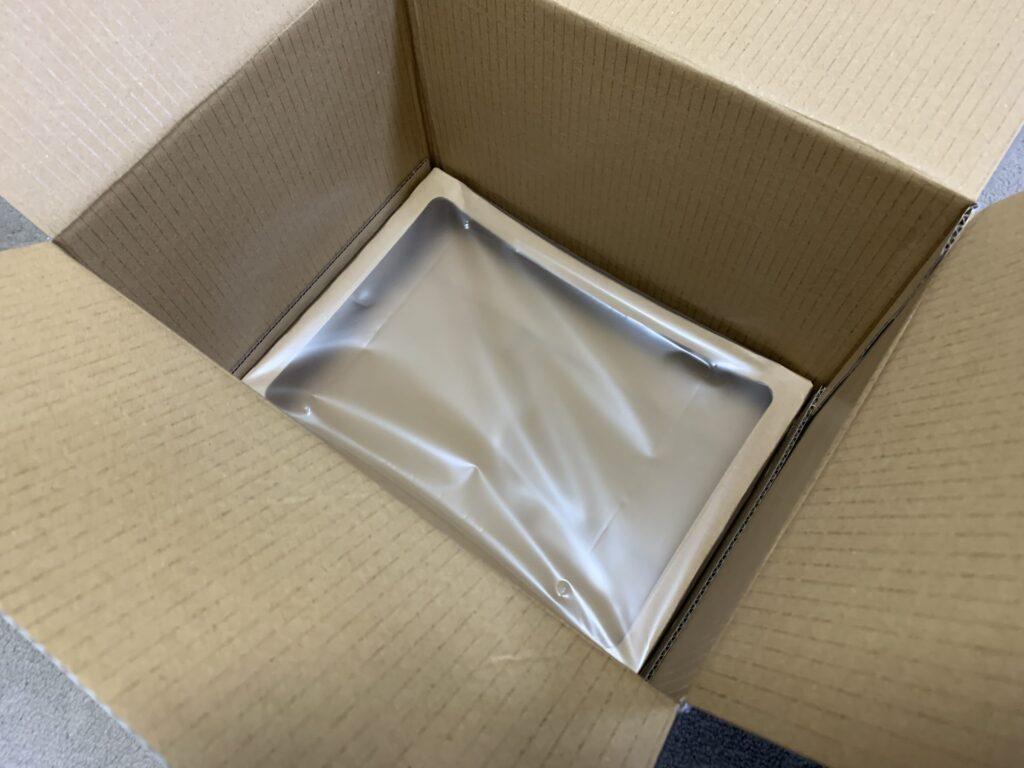 マップカメラのダンボール箱のイメージ2