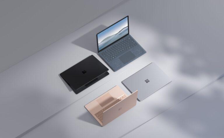 Surface Laptop 4のイメージ1
