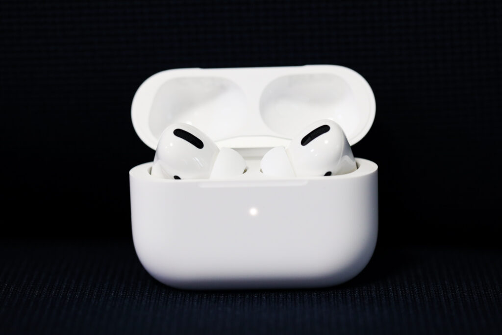 AirPods Proの外観正面