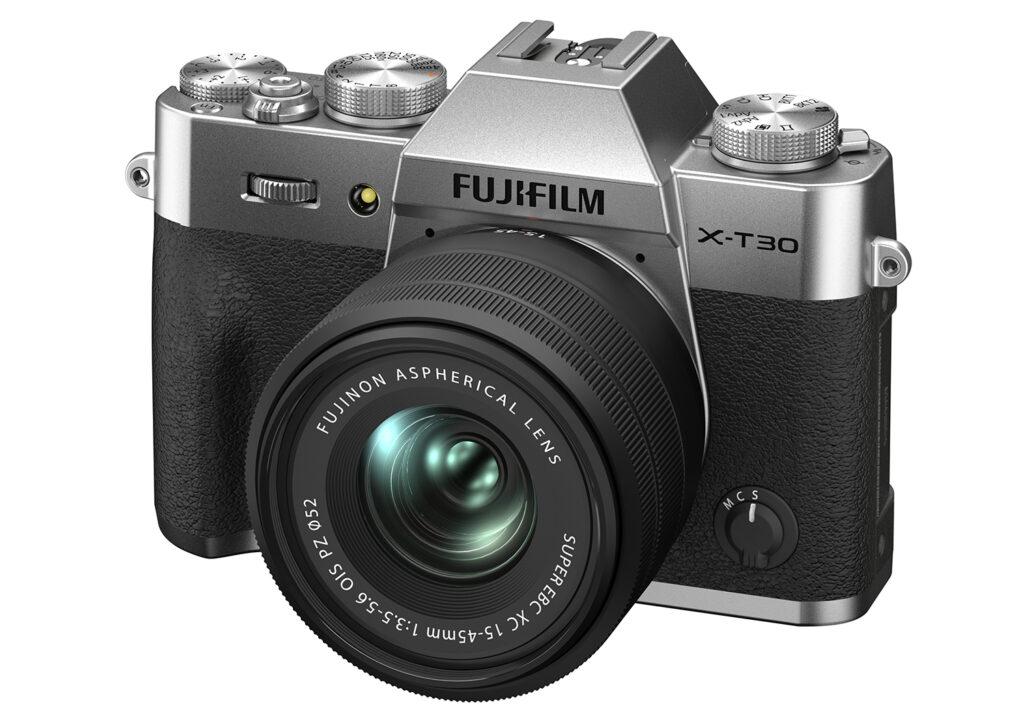 FUJIFILM X-T30Ⅱのボディイメージ写真